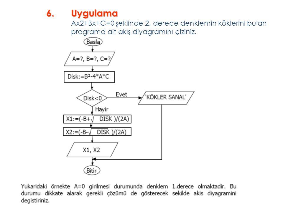 7.Uygulama 7.