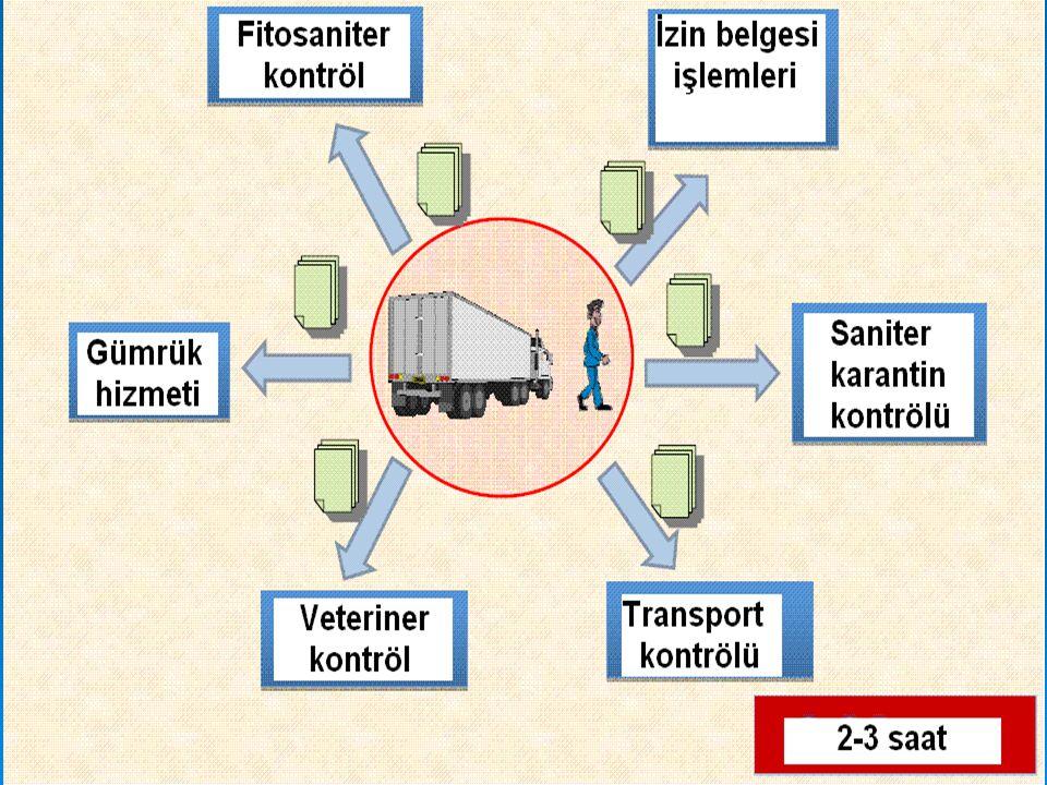 GÜMRÜKTE TEK PENCERE SİSTEMİ 'Azerbaycan Cumhuriyeti Devlet Sınır Geçiş Noktalarından Geçirilen Mal ve Taşıma Araçlarının Denetiminde Tek Pencere İlke