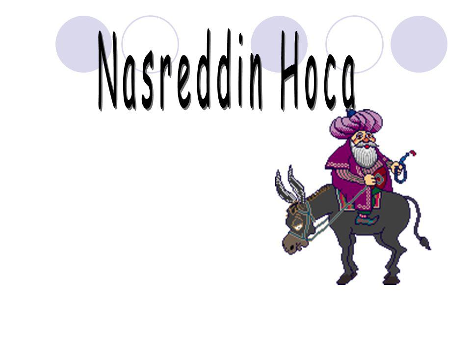AL SEN OKU! Nasrettin Hoca'ya biri Acemce yazılmış bir mektup getirerek bunu okumasını ve Türkçe' ye çevirmesini rica etmiş.