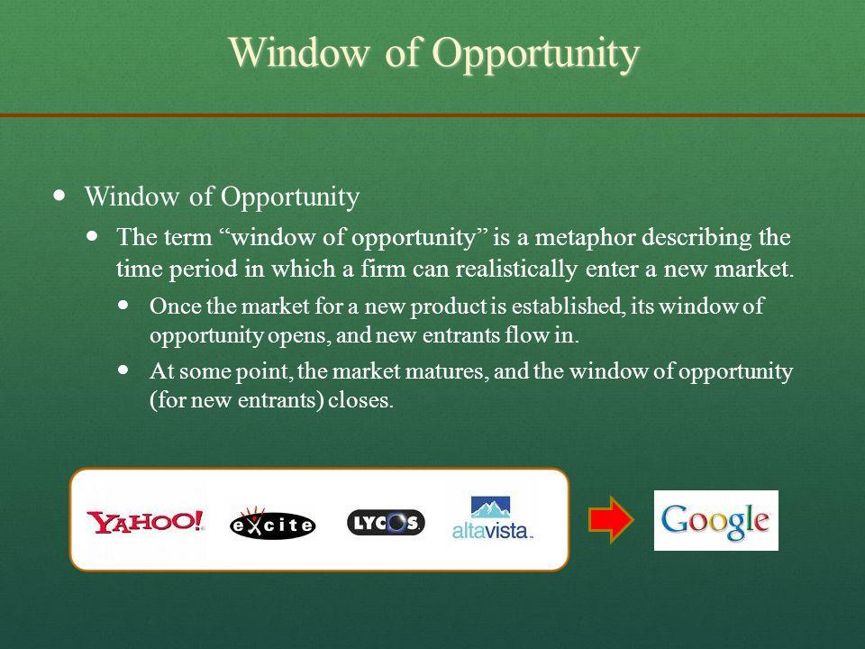 An Idea Instead of an Oppotunity 7