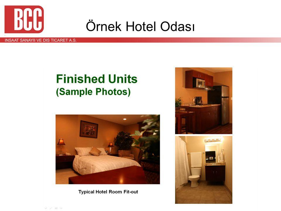 Örnek Hotel Odası