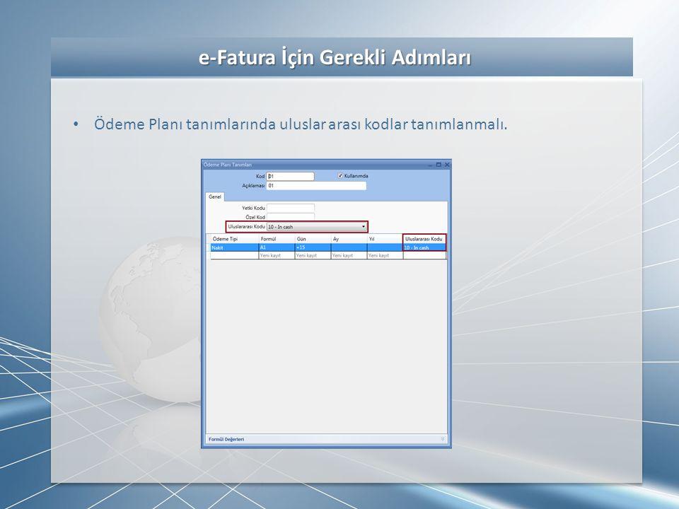 e-Fatura Uygulama Adımları e-Fatura Uygulama Adımları • Oluşturulan dosya program tarafından sıkıştırılır (zip).