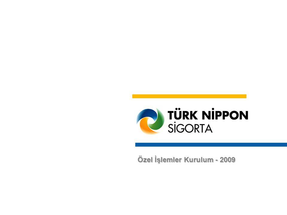 1 Özel İşlemler Kurulum - 2009