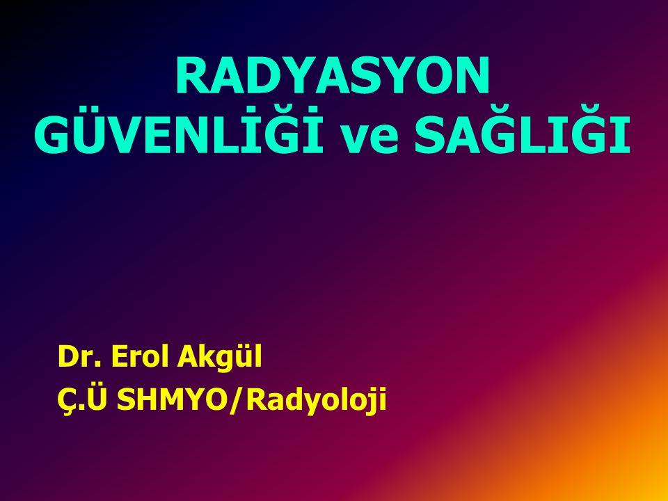 X-ışını odasının düzenlenmesinde Türkiye Atom Enerjisi Kurumunca (TAEK) belirlenmiş ve uyulması gerekli olan hususlar; •1.