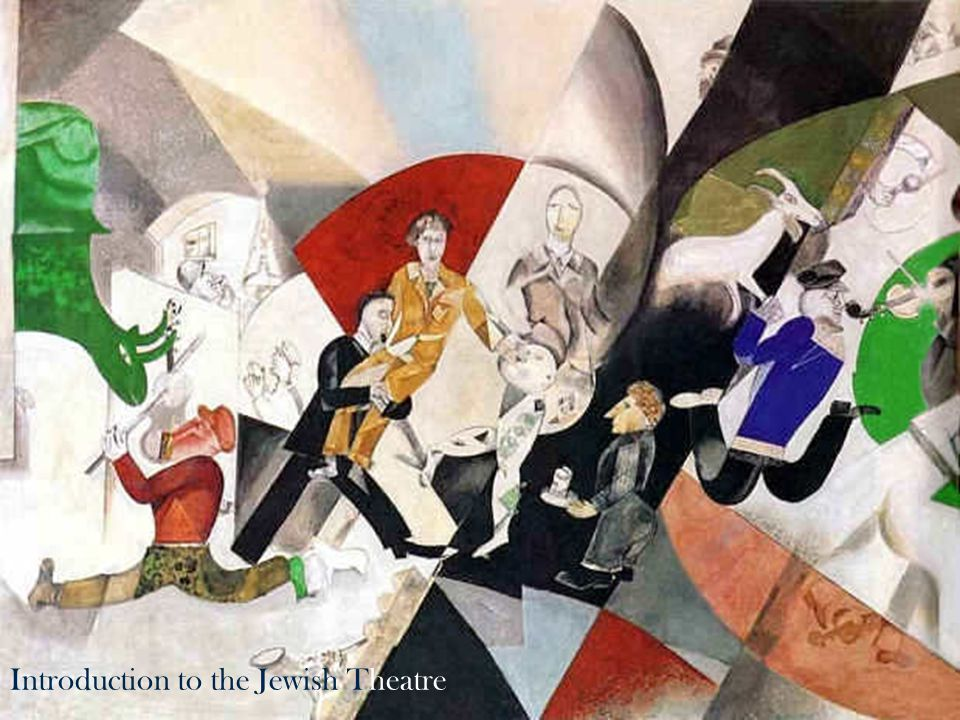 Introduction to the Jewish Theatre