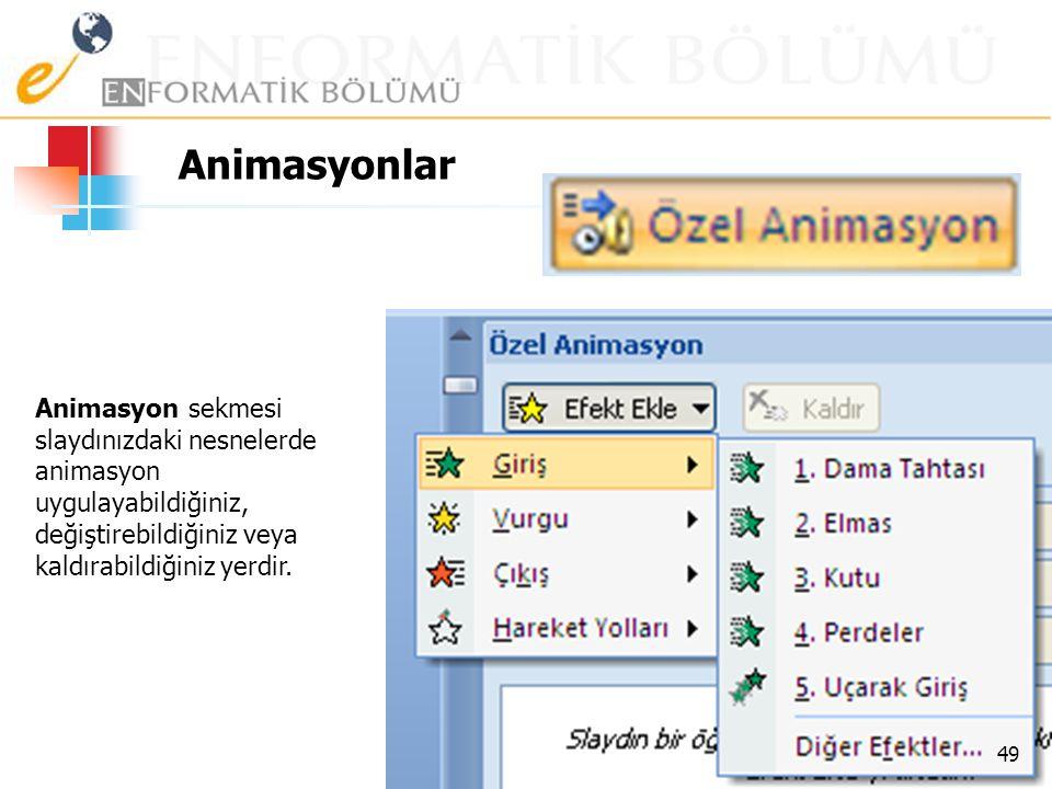 Animasyonlar 48