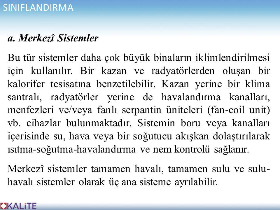 SINIFLANDIRMA a.