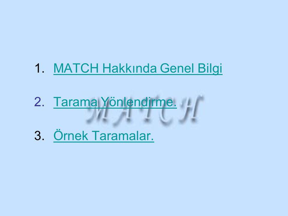 BC Tarama Örneği (sayfa 2) 8.