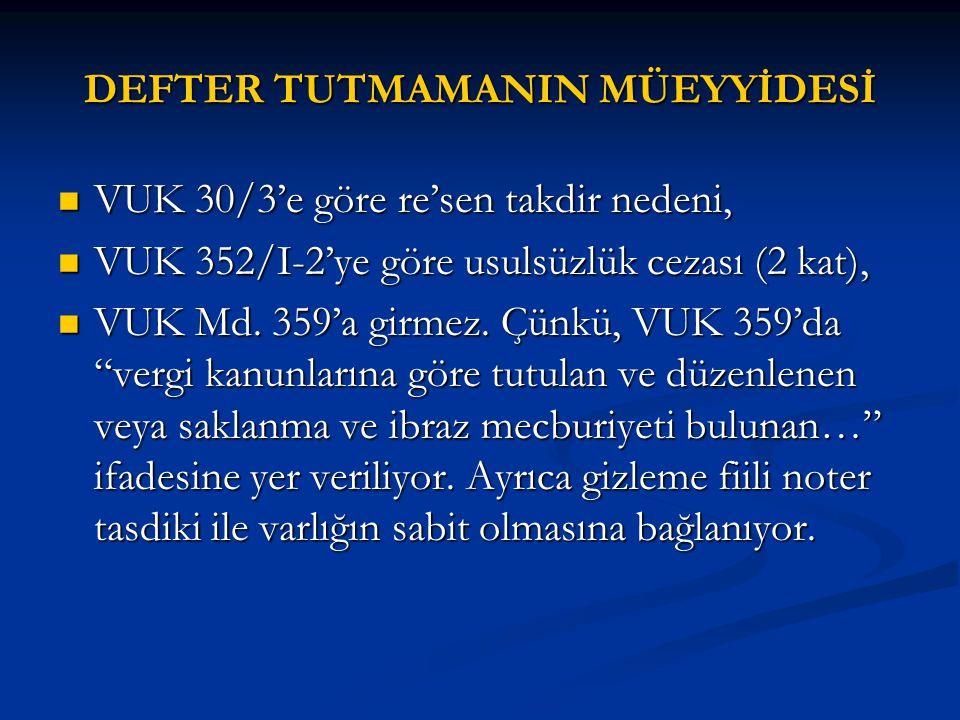 DEĞERSİZ ALACAK - ŞÜPHELİ TİCARİ ALACAK - REESKONT İŞLEMLERİ  Serbest meslek kazancında elde etme GVK 67.
