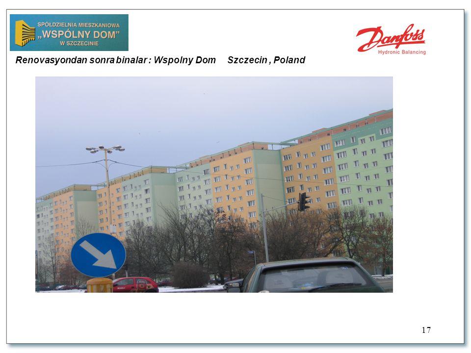 17 Renovasyondan sonra binalar : Wspolny Dom Szczecin, Poland