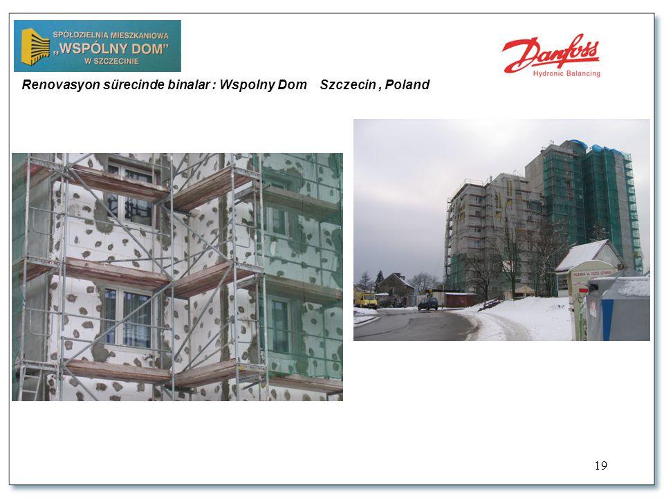19 Renovasyon sürecinde binalar : Wspolny Dom Szczecin, Poland