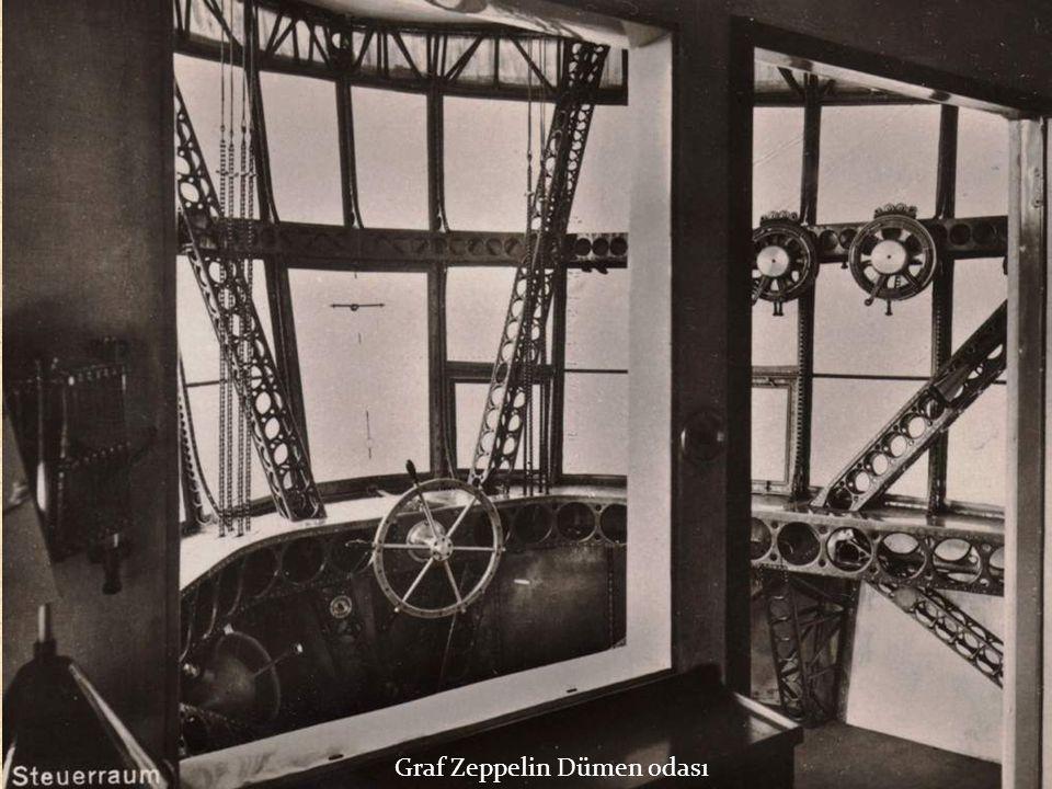 Graf Zeppelin Dümen odası