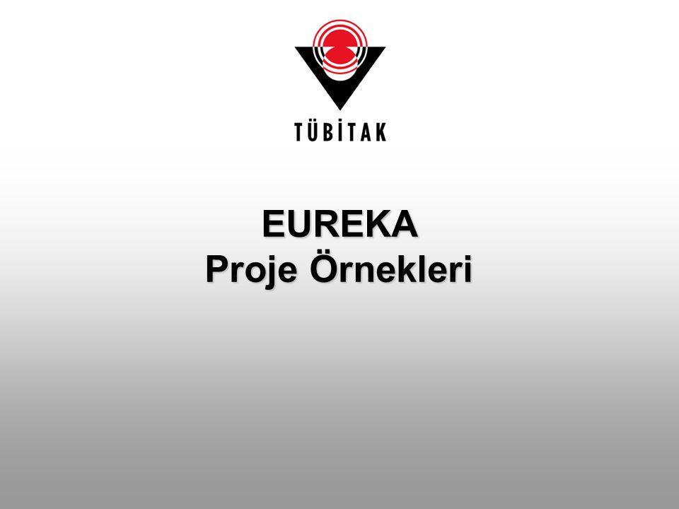 EUREKA Proje Örnekleri