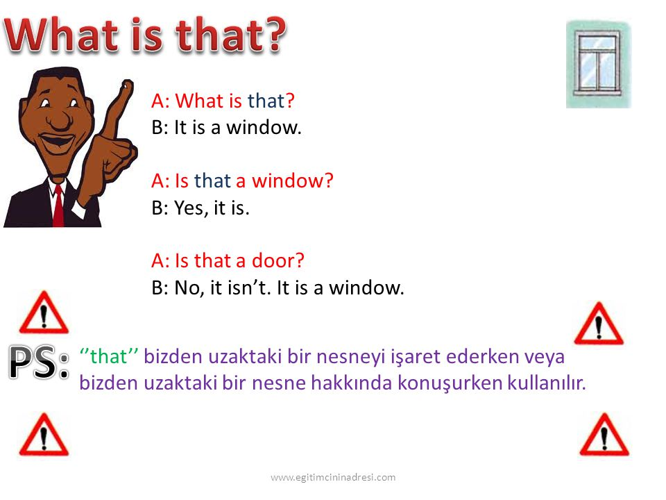 A: What is that. B: It is a window. A: Is that a window.