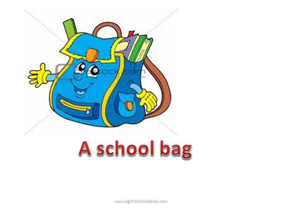 A: What is this.B: It is a school bag. A: Is this a school bag.