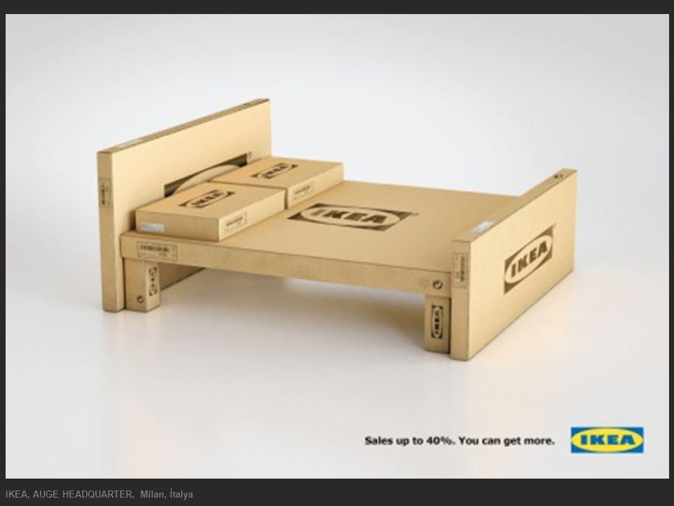 IKEA, AUGE HEADQUARTER, Milan, İtalya