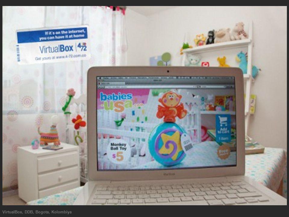 VirtualBox, DDB, Bogota, Kolombiya