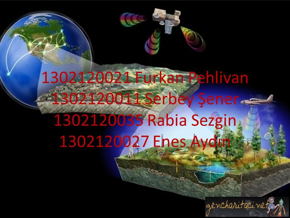 1302120021 Furkan Pehlivan 1302120011 Serbey Şener 1302120035 Rabia Sezgin 1302120027 Enes Aydın
