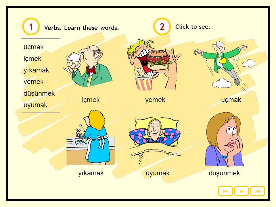 """""""Hızlı koşma, yavaş koş."""" Basic verbs ● Commands  talebe U9"""