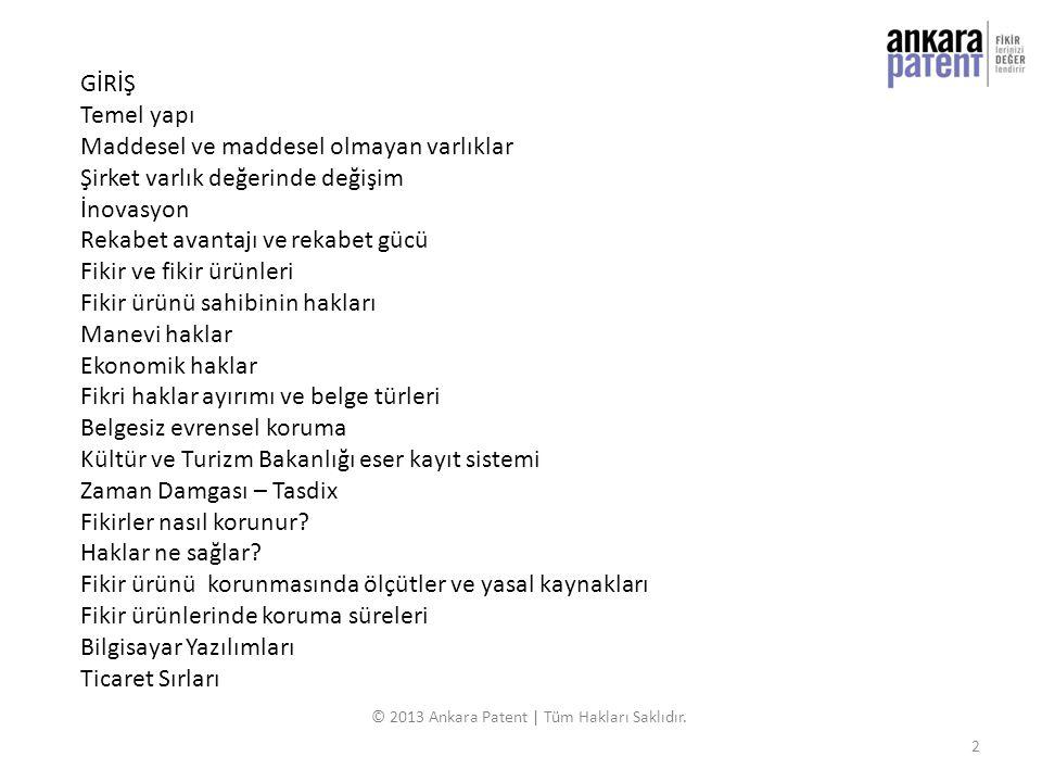 Ulusal patent başvurusu TPE 15 ay Araştırma Raporu 18 Ay Araştırma Raporu Yayın İnceleme Belge Kararı İtiraz Başvuru © 2013 Ankara Patent | Tüm Hakları Saklıdır.