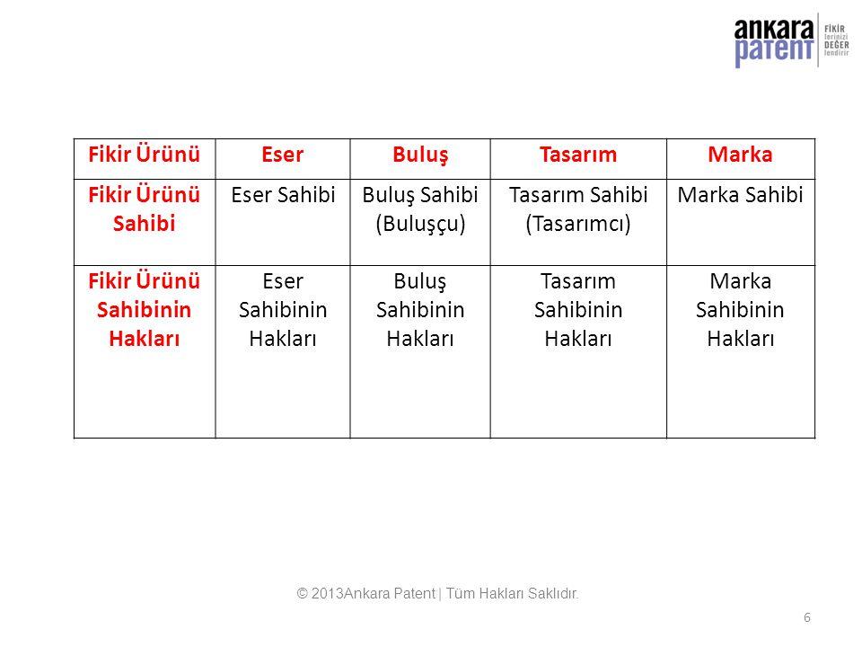 Manevi Hak (Eser Sahibi): Turgut ÖZAKMAN Ekonomik Hak (Yayımcı): Bilgi Yayınevi © 2013Ankara Patent | Tüm Hakları Saklıdır.