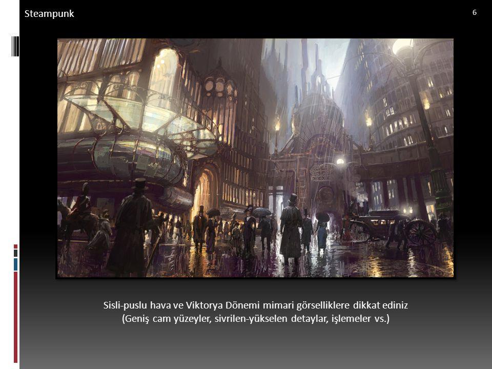 Kraliçe Viktorya Dönemi Mimarisi Örnekleri Cephelerde yer alan detaylara dikkat ediniz. 17