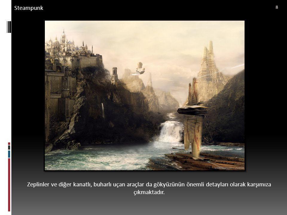 Kraliçe Viktorya Dönemi Mimarisi Örnekleri Cephelerde yer alan detaylara dikkat ediniz. 19