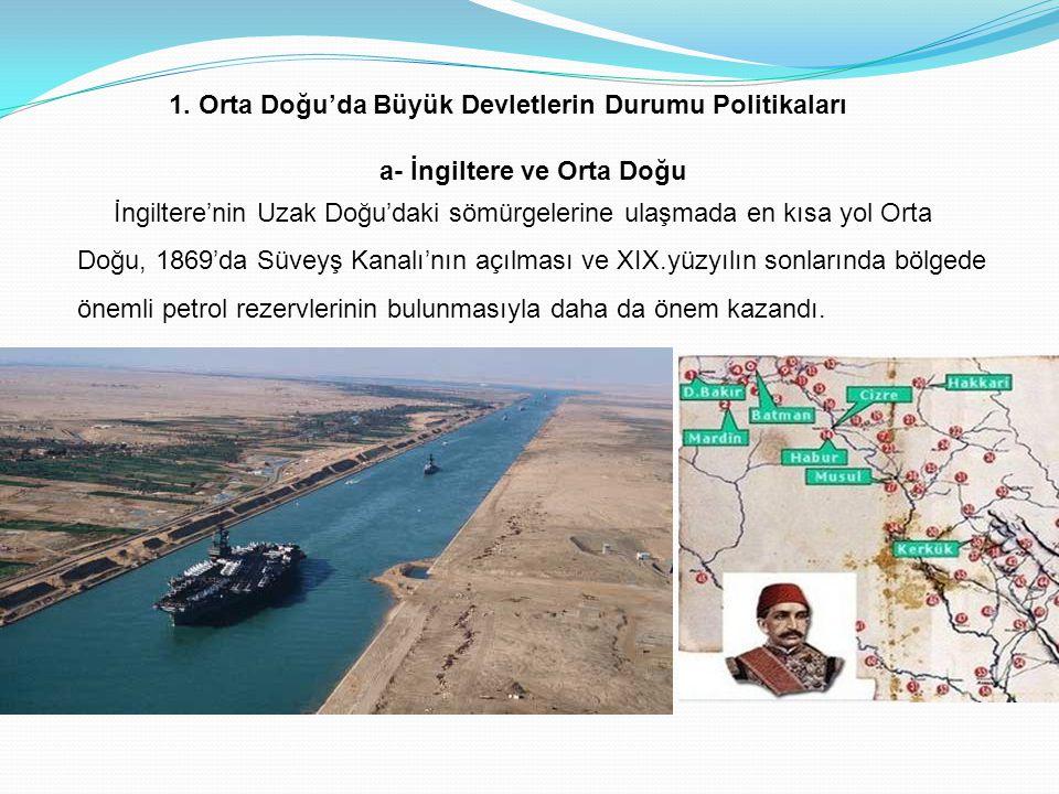 • San Remo Konferansı'nda Osmanlı Devleti'nin Asya ve Kuzey Afrika'da bulunan Arap toprakları üzerindeki bütün haklarından vazgeçmesi bağımsız bir Erm