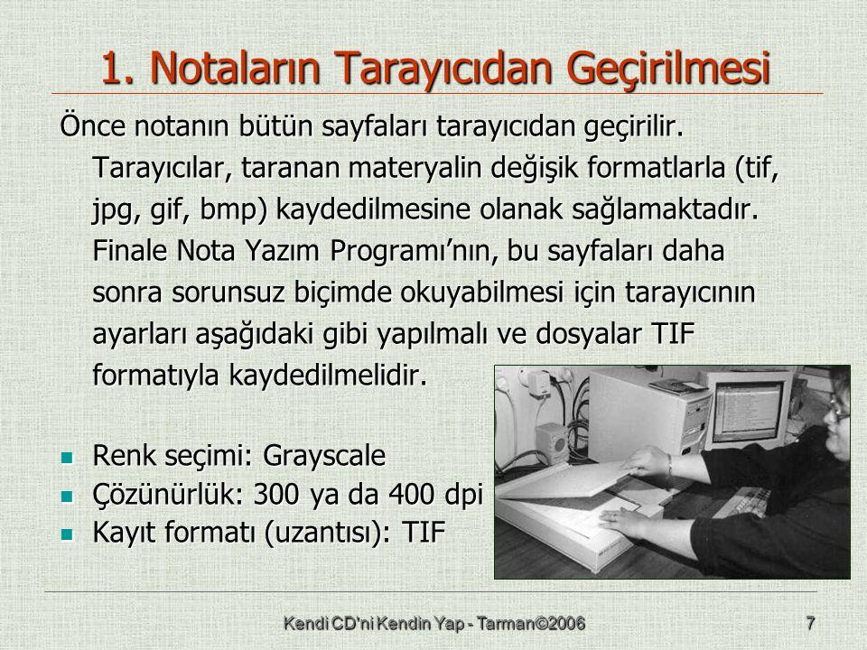 Kendi CD ni Kendin Yap - Tarman©20067 1.