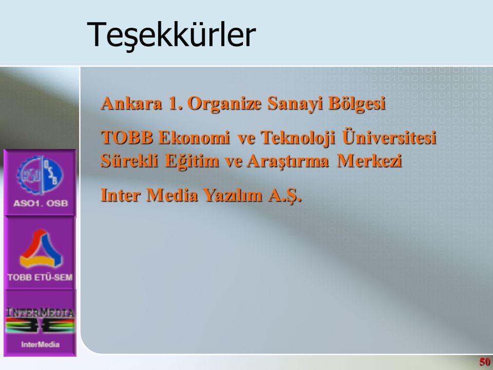 50 Teşekkürler Ankara 1.
