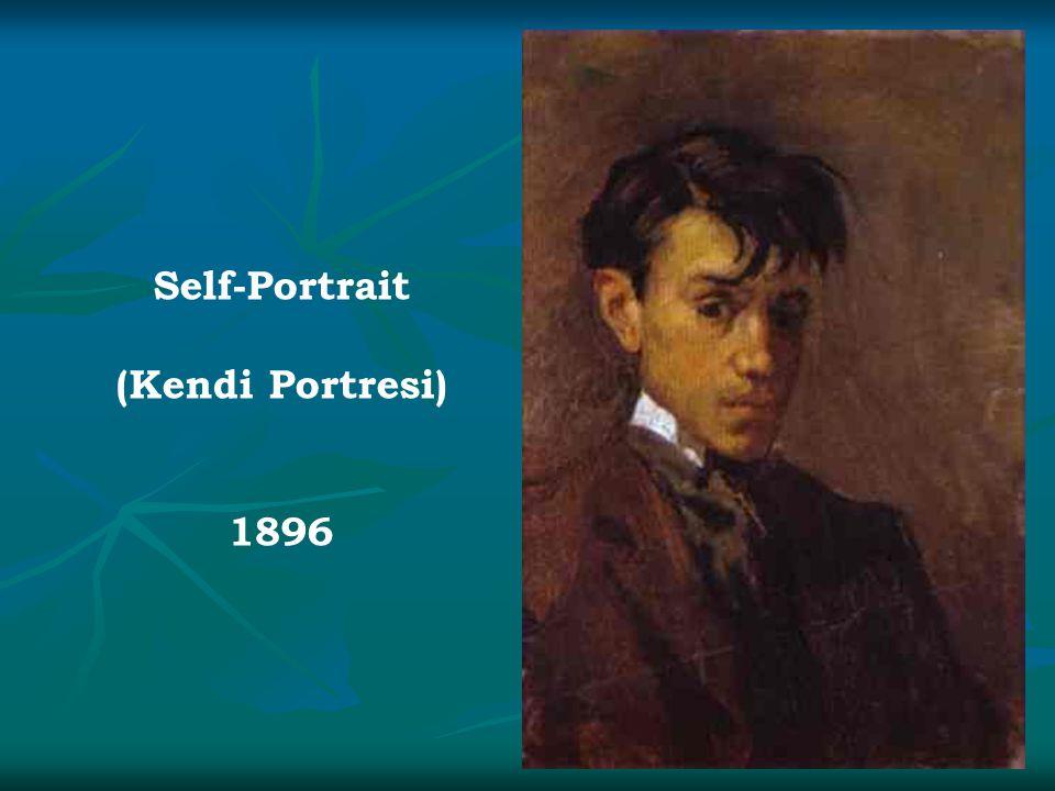Self-Portrait (Kendi Portresi) 1896