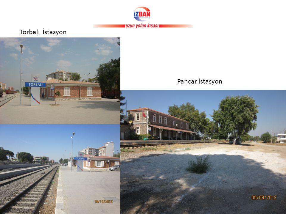 Pancar İstasyon Torbalı İstasyon