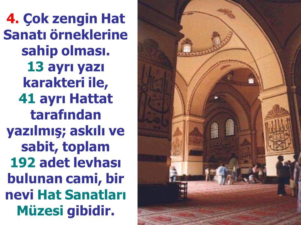 Osmanlı Devletinin sembolü olan tuğraya benzeyen bu yazıda bir Hadis-i Şerif gizlidir.