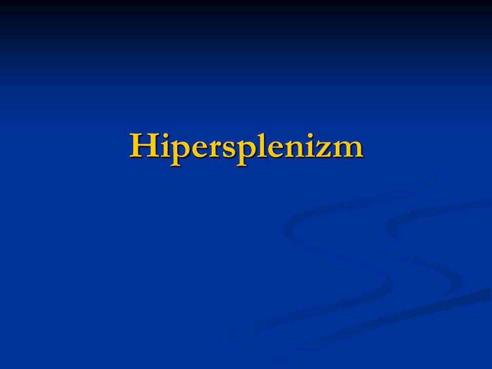 Hipersplenizm