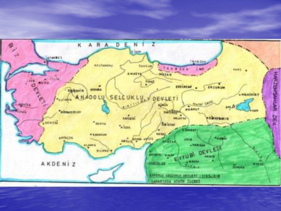 • Süleyman Şah'ın ülke sınırlarını genişletmesi, Suriye Selçuklu Sultanı Tutuş ile aralarının açılmasına neden oldu.Halep yakınlarında karşılaşan iki ordunun yaptığı mücadeleyi Süleyman Şah kaybetti ve savaş sırasında öldü.