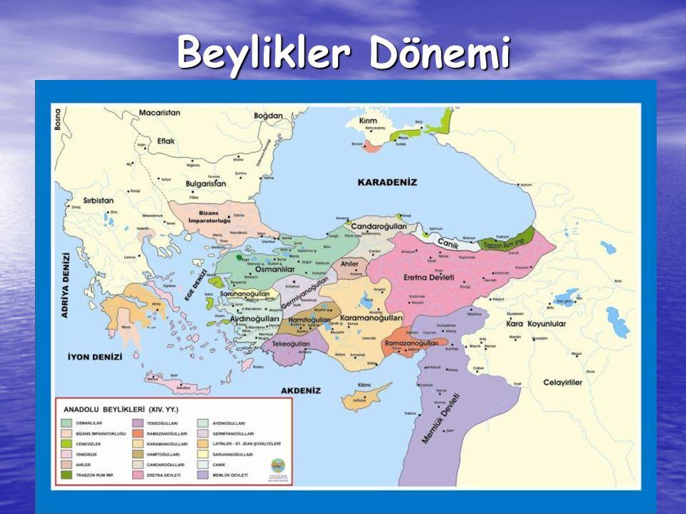 KÜLTÜR VE UYGARLIK • Devlet Yönetimi: • Anadolu Selçuklu Devleti,teşkilatlanma- da kendisine Büyük Selçukluları örnek almışlardır.Ancak Anadolu Selçukluları merkeziyetçiliğe daha önem vermişler- dir.