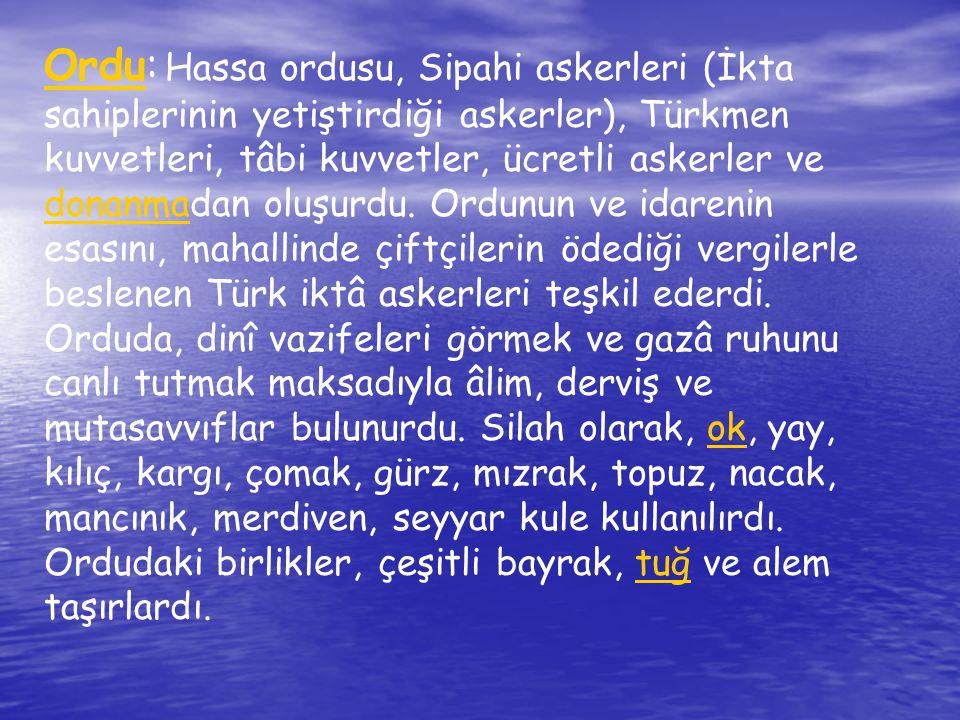 Sosyal ve Ekonomik Yaşam:Türkler Anadolu'yu yurt edindikten sonra burada her bakımdan gelişme oldu.