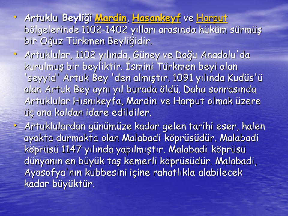 Çaka Beyliği: • Çaka Bey beyliğini, 1080 yılında İzmir de kurmuştur.