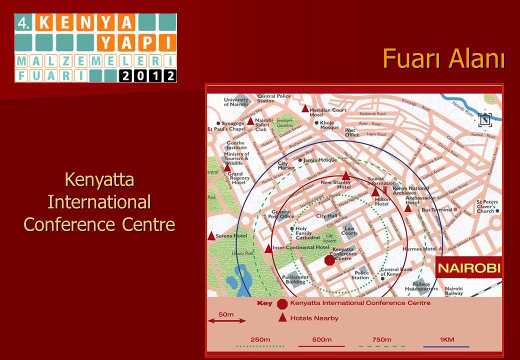Fuarı Alanı KenyattaInternational Conference Centre