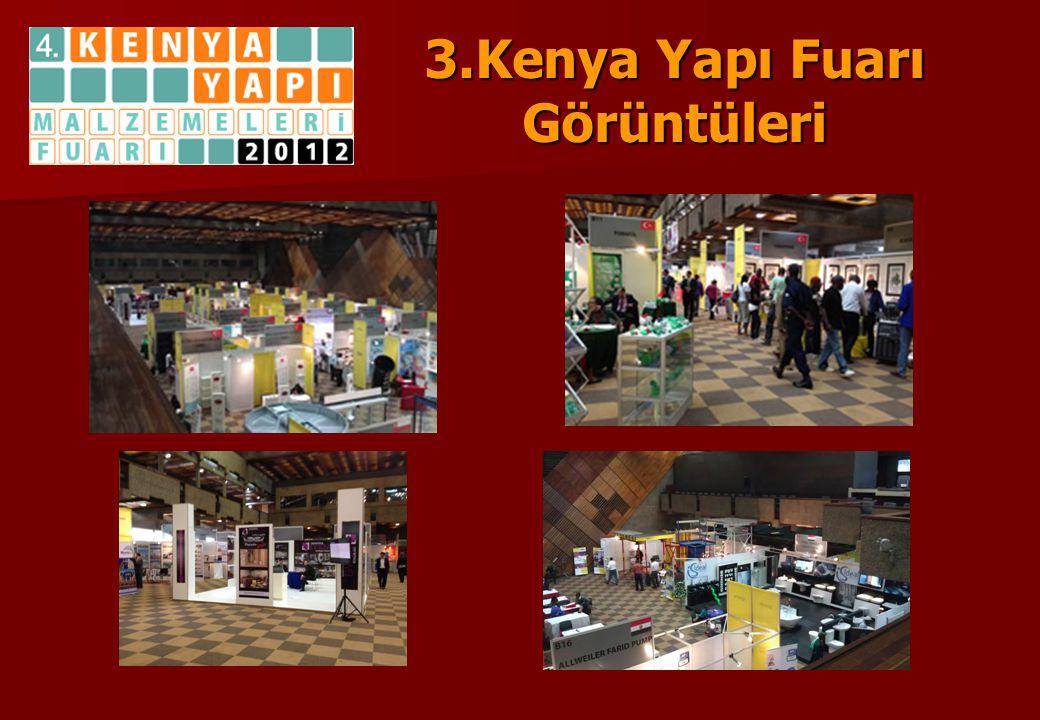 3.Kenya Yapı Fuarı Görüntüleri