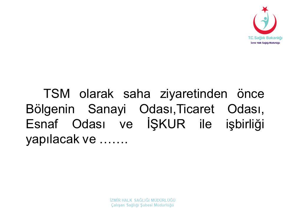 İlçenin İşyeri Envanterinin Çıkartılması: Türk Dil Kurumu Sözlüğünde İŞYERİ bir işin yapıldığı ve işçinin çalıştığı yer olarak tanımlanmaktadır.