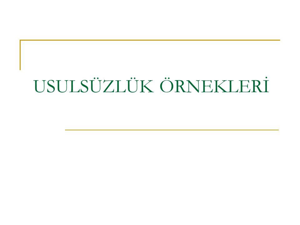 49 RAPORLAMA YÜKÜMLÜLÜĞÜ Protection of EC financial interests  Council Regulation (EC) 2988/95  Commission Regulation (EC) 1681/1994 amended by 2035/2005  Commission Regulation (EC) 1828/2006