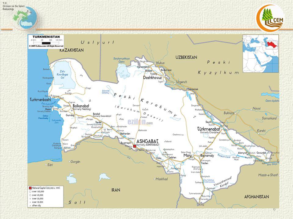 •TİKA Türkmenistan Koordinatörlüğü nce, ülkede fıstığın ekonomik değerini artırmak amacıyla eğitim ve destek projesi hazırlandı.