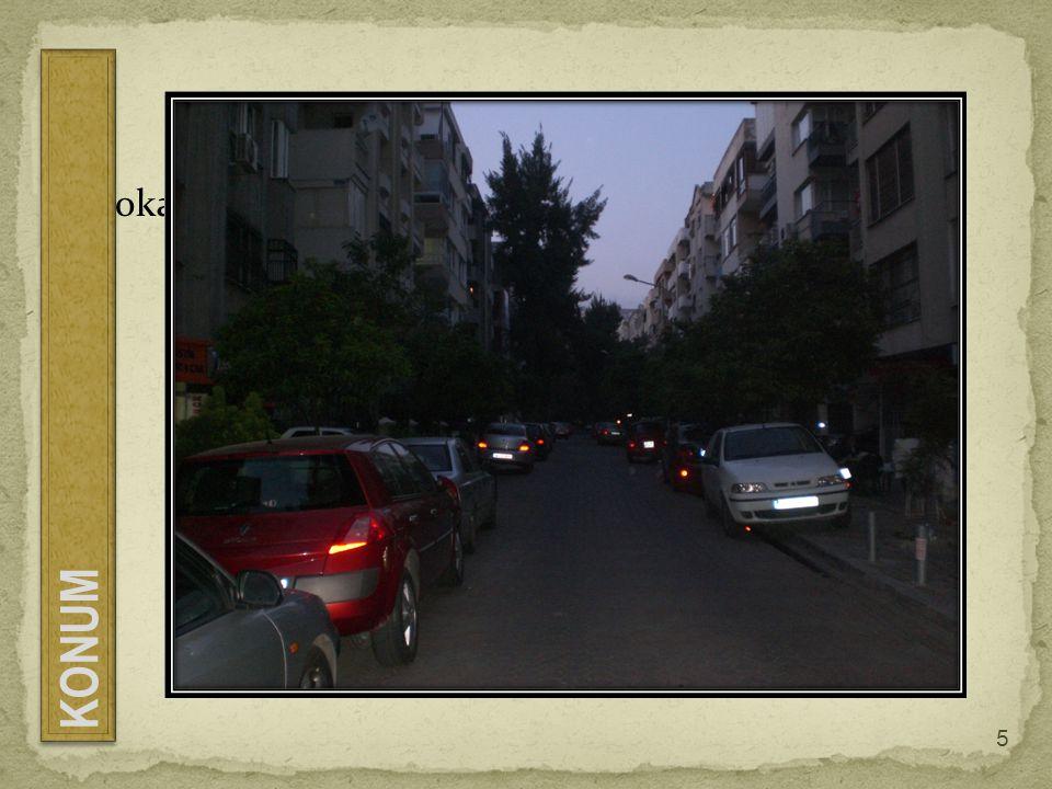  Sokak görüntüsü 5 KONUM