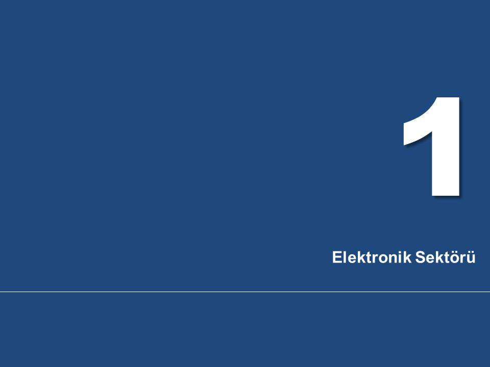 1 Elektronik Sektörü