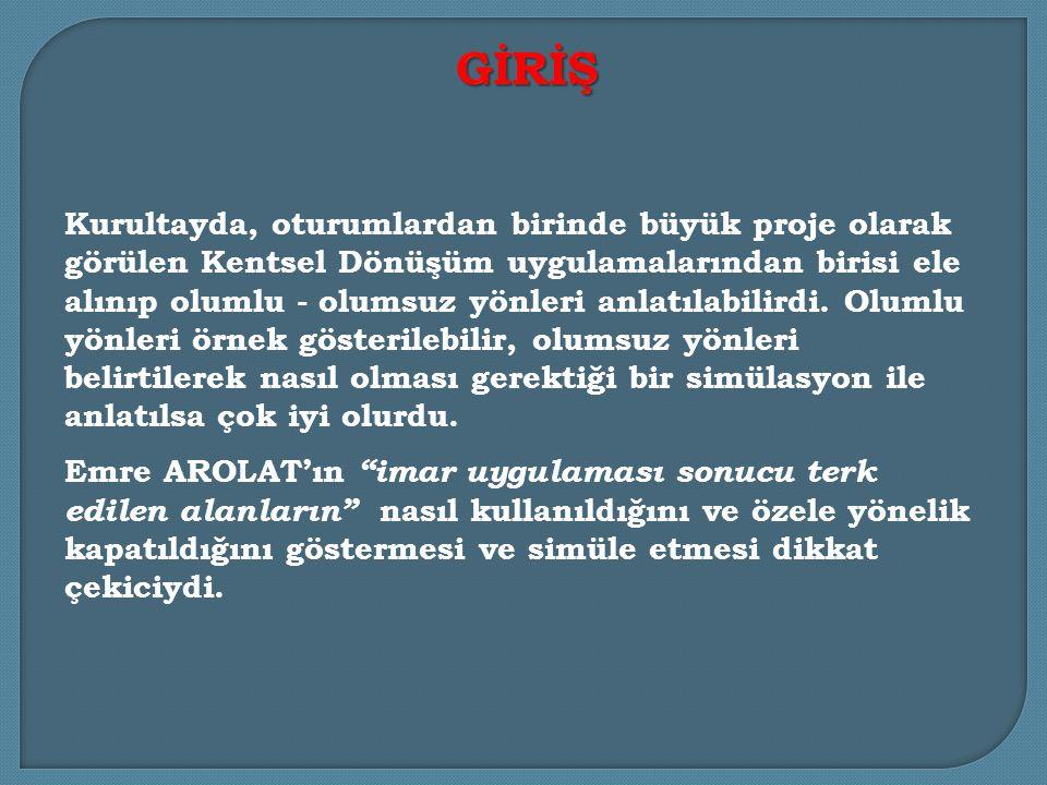Türkiye'de 19,5 milyon yapı mevcut.Bunların; • % 55 i birinci derece deprem bölgesinde.