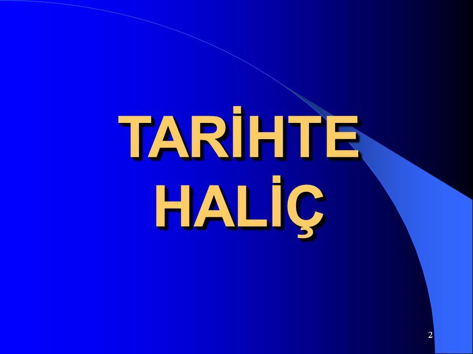 13 GÜNEY HALİÇ ATIKSU HAVZASI HAVZASI Yenikapı Ön Arıtma Tesisi İnşaat Safhasında Biten Planlanan Haliç'in güneyinde kalan yerleşim alanlarının atık suları kolektör ve tünellerle toplanıp Yenikapı Arıtma Tesisi'ne iletilmekte ve deniz deşarjı vasıtasıyla İstanbul Boğazı'nın dip akıntısına verilmektedir.