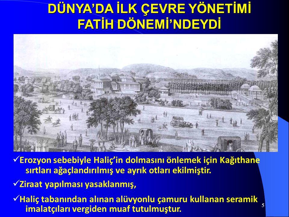36 İstanbul Üniversitesi Deniz Bilimleri Enstitüsü tarafından İstanbul Sahillerinin 109 noktasından 15 günlük periyotlar halinde numuneler alınarak Fekal Koliform ve Fekal Streptokok ölçümleri yapılmaktadır.