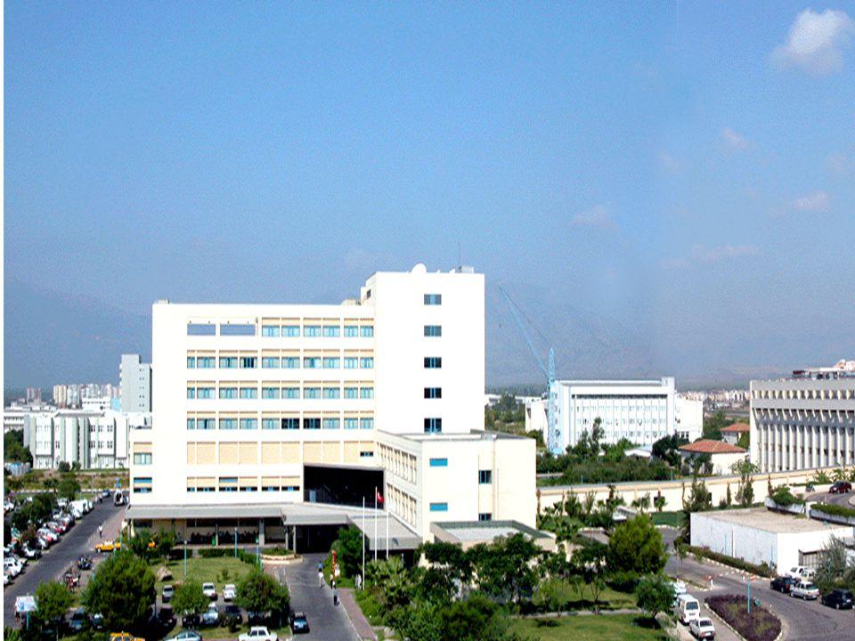Uluslararası standartta bina ve donanıma sahip hastanemizin organizasyonunda, hizmetlerinde ve alt yapısındaki üstünlükleri: • Isıtma, havalandırma ve klima sistemi merkezi olarak çalışmaktadır.