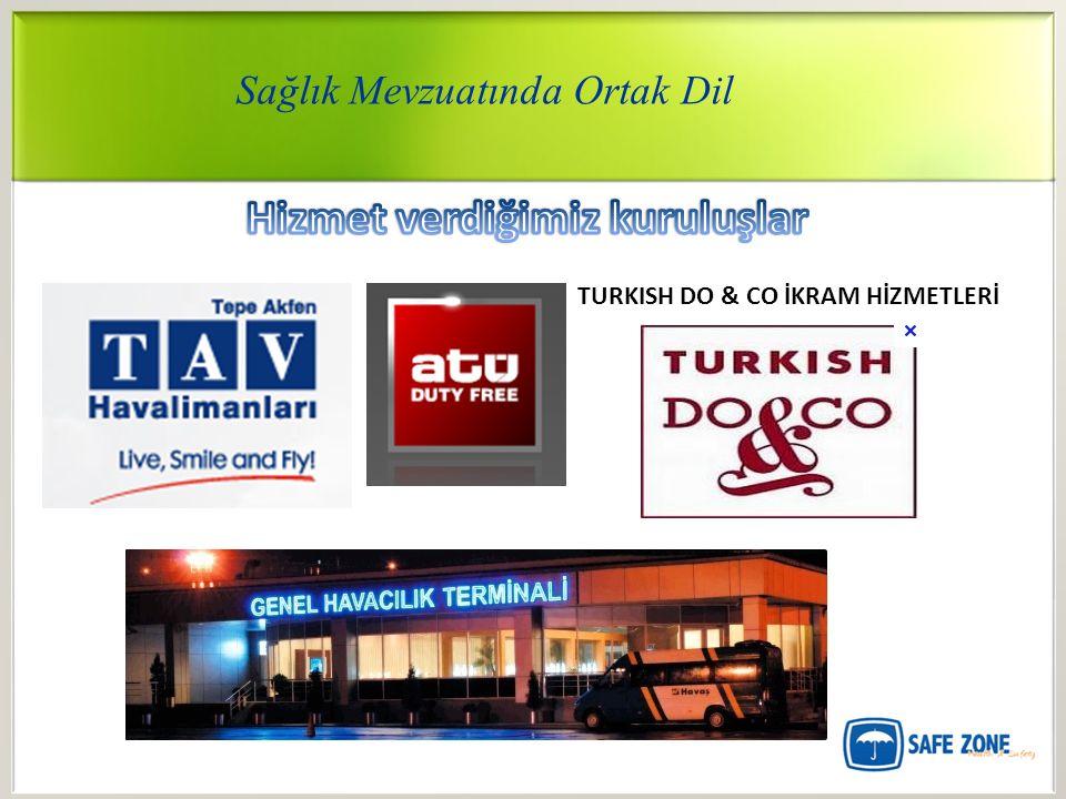 TURKISH DO & CO İKRAM HİZMETLERİ